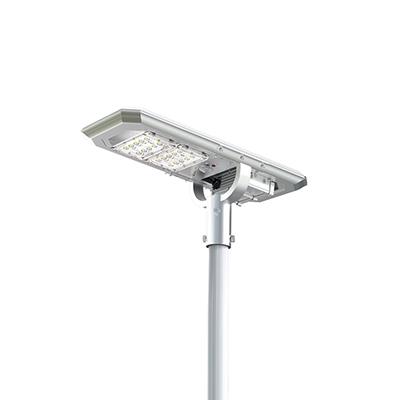 Luminaria solar alta eficiencia
