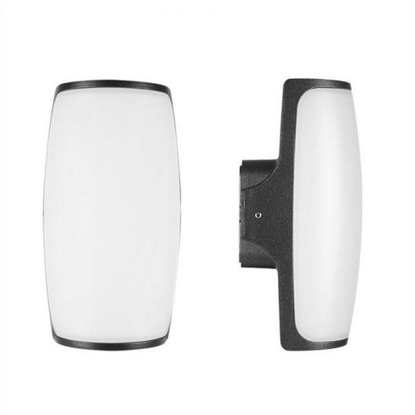 Aplique led de muro exterior ip65